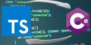 C# typeScript karşılıkları